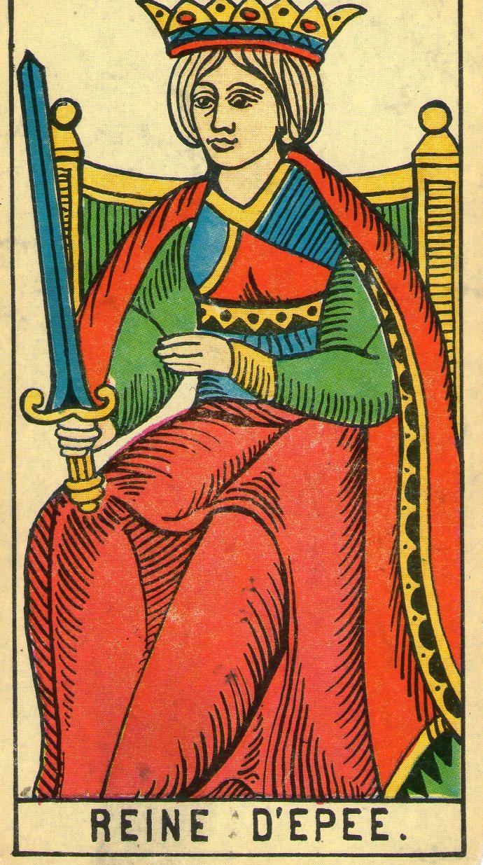 reina tarot